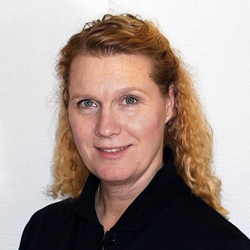Ansiktsbild på administratör Sanna Lind.